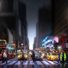 Mark Andrew Thomas - City in Motion