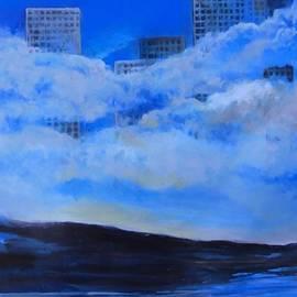 Lorraine Danzo - City in the clouds