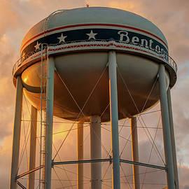 Gregory Ballos - City of Bentonville Arkansas USA Water Tower