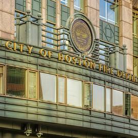 Susan Candelario - City Of Boston Fire Department