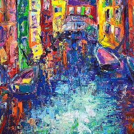 City of Canals by Adriana Dziuba
