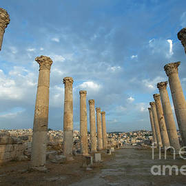 Francisco Javier Gil Oreja - City of Jerash