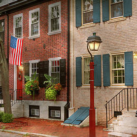 Mike Savad - City - PA Philadelphia - American townhouse