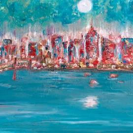 Dora Kali - Cityscape NY