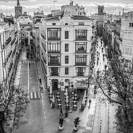 Joan Carroll - Cityscape Valencia Spain