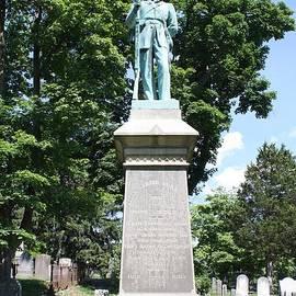 John Telfer - Civil War Memorial To The Soldiers Of Sleepy Hollow