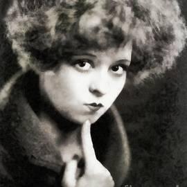 Clara Bow, Vintage Actress - John Springfield