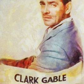 Sarah Kirk - Clark Gable, Actor