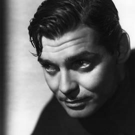 R Muirhead Art - Clark Gable