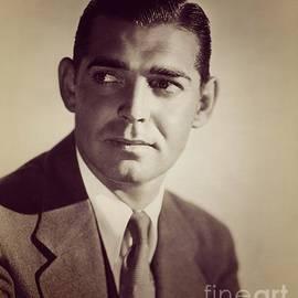 Esoterica Art Agency - Clark Gable, Vintage Movie Star