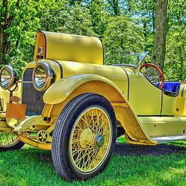 Geraldine Scull - Classic Car Model