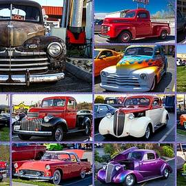 Classic Cars by Robert L Jackson