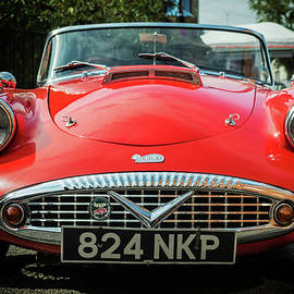 Classic Daimler Sports Car by Nick Bywater