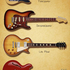 WB Johnston - Classic Electric Guitars