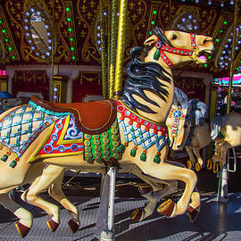 Classic Poney Ride At The Fair - Garry Gay