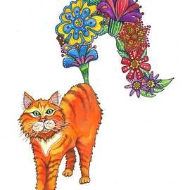 Classy Cat Chloe by Shelley Wallace Ylst