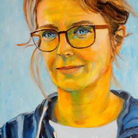 Dagmar Helbig - Claudia-portrait