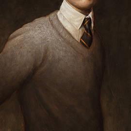Claus Von Stauffenberg C. 1925 by Harry Steen