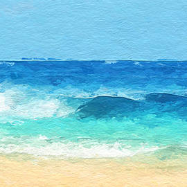 Anthony Fishburne - Clear blue waves