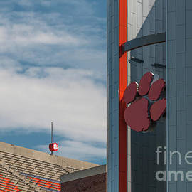 Clemson Game Day Memories by Dale Powell