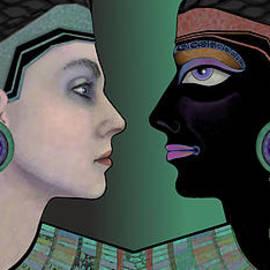Cleopatra's Mirror by Carol Jacobs