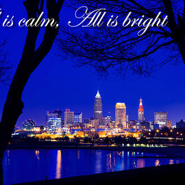 A Cleveland Christmas by Clint Buhler
