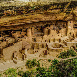 Cliff Palace  by Charles Stackpole