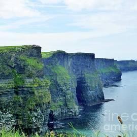 Cliff Walk of Moher by Barbie Corbett-Newmin