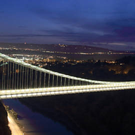 Clifton Suspension Bridge by Tony Mills