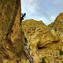 High Climbing by Alida M Haslett