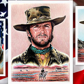 Andrew Read - Clint Eastwood American Legend 2nd ver