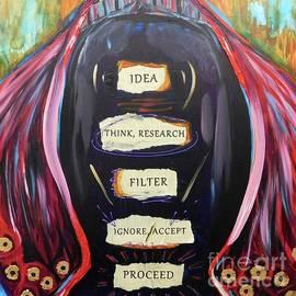 Cloak of Reason by Catherine Gruetzke-Blais