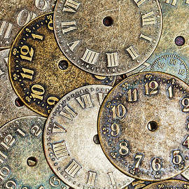 Clock Faces by Sharon McConnell