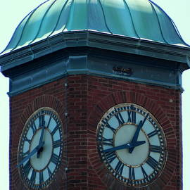 Arlane Crump - Clock Tower Building - Staunton, VA