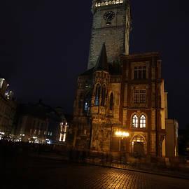 Chris Smith - Clock tower Prague