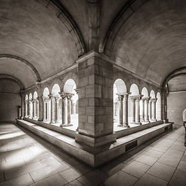 Cloisters II by Ray Warren