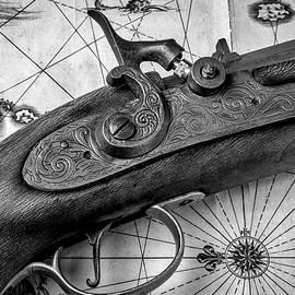 Garry Gay - Close Up Antique Pistole