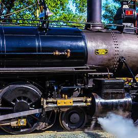Garry Gay - Close Up No 3 Steam Train