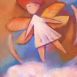 Cloud Angel by Lutz Baar