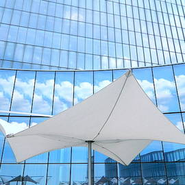 Arlane Crump - Cloud Reflections - Revel Hotel