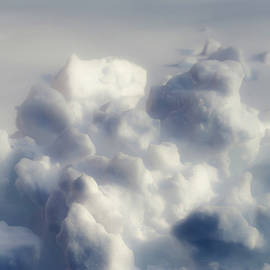 Clouds Of Snow by Wim Lanclus