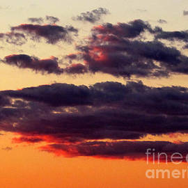 Rick Maxwell - Clouds Over Narragansett Bay