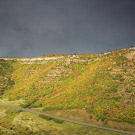 Kunal Mehra - Clouds over the Verde