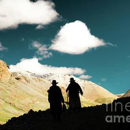 Raimond Klavins - Clouds way Kailas kora Himalayas Tibet Yantra.lv