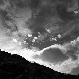 Cloudscape Xxii Bw by David Gordon