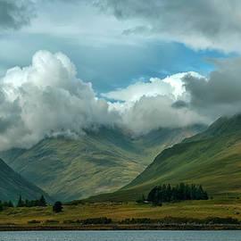 Cloudy afternoon in Connemara by Jaroslaw Blaminsky