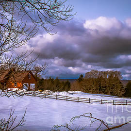 Claudia M Photography - Cloudy day in Vermont