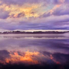 Lisa Wooten - Cloudy Reflections
