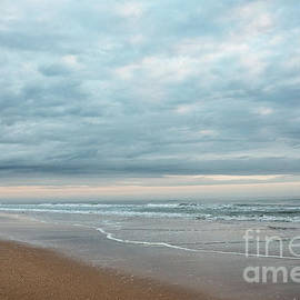 Maria Struss - Cloudy skies over Flagler Beach, Florida