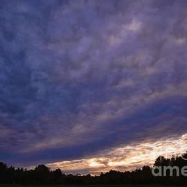 Alana Ranney - Cloudy Skys over Salem
